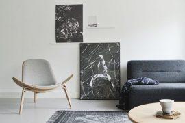 Shell Chair Stoel van Carl Hansen