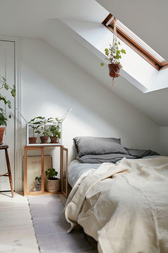 slaapkamer dakraam