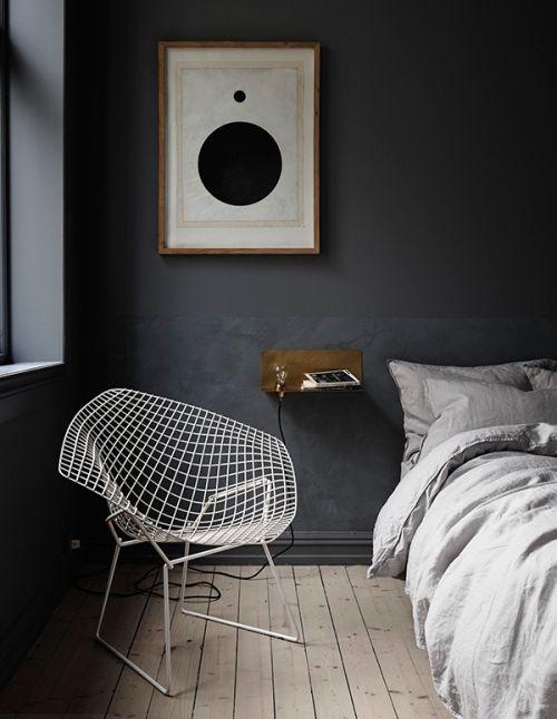 slaapkamer ideeën frama shelf nachtkastje