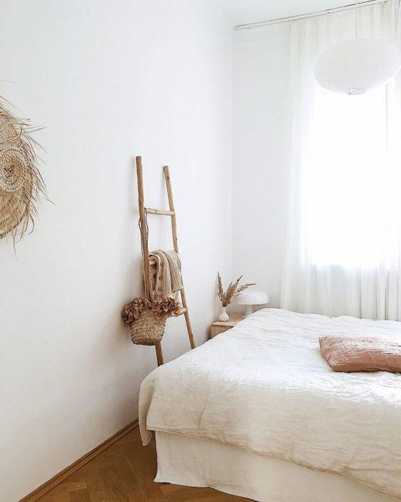 slaapkamer ideeën ladder