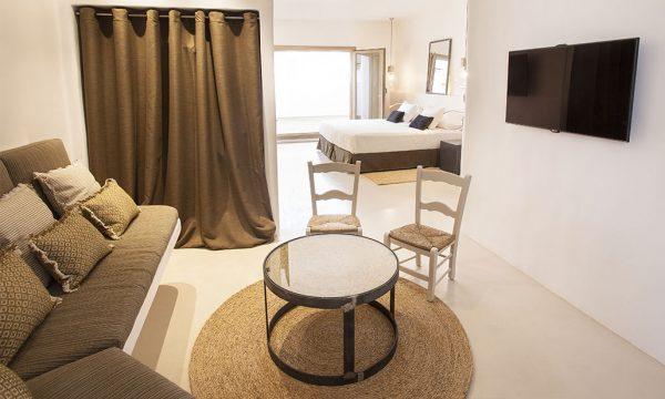 Slaapkamer inspiratie van hotel HM Balanguera
