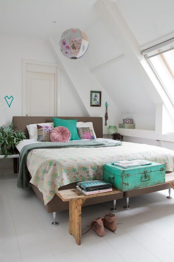 slaapkamer kerk