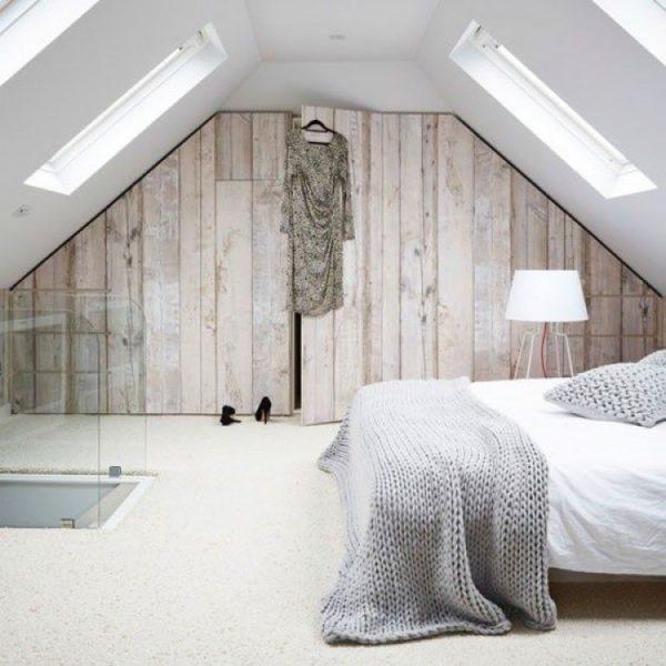 10x slaapkamer op zolder homease for Slaapkamer op de zolderfotos