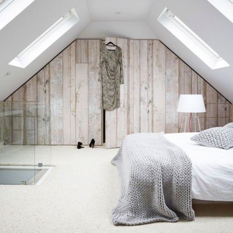 10x Slaapkamer op zolder | HOMEASE