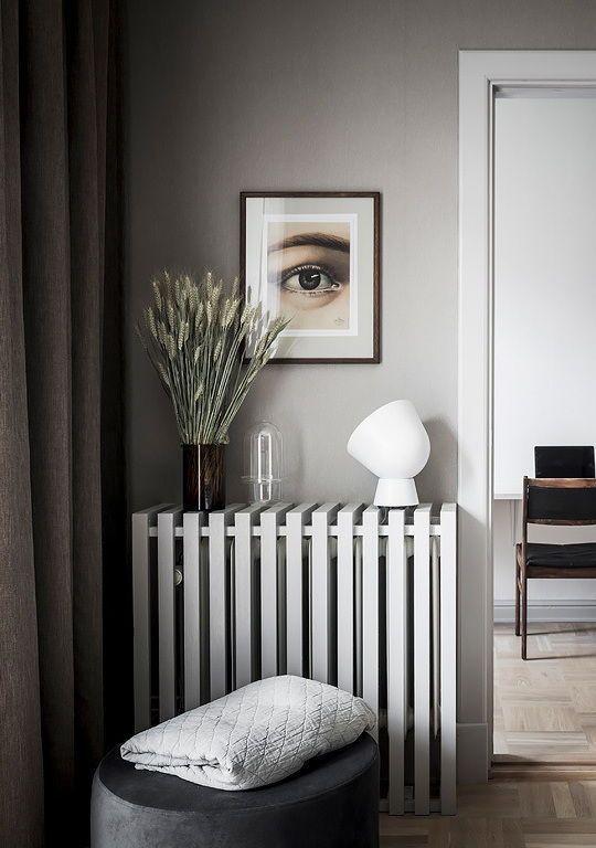 slaapkamer radiator bekleding ideeen