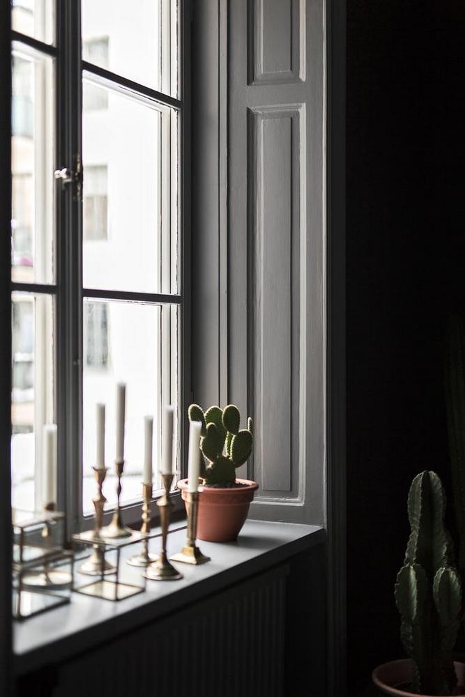 slaapkamer-vensterbank-decoratie-cactus