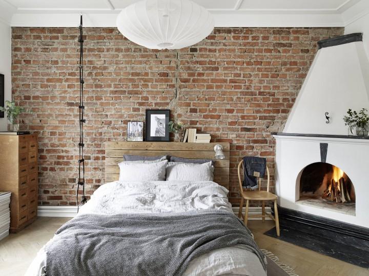 ... aangegeven, is deze slaapkamer ook ingericht met super leuke ideeën