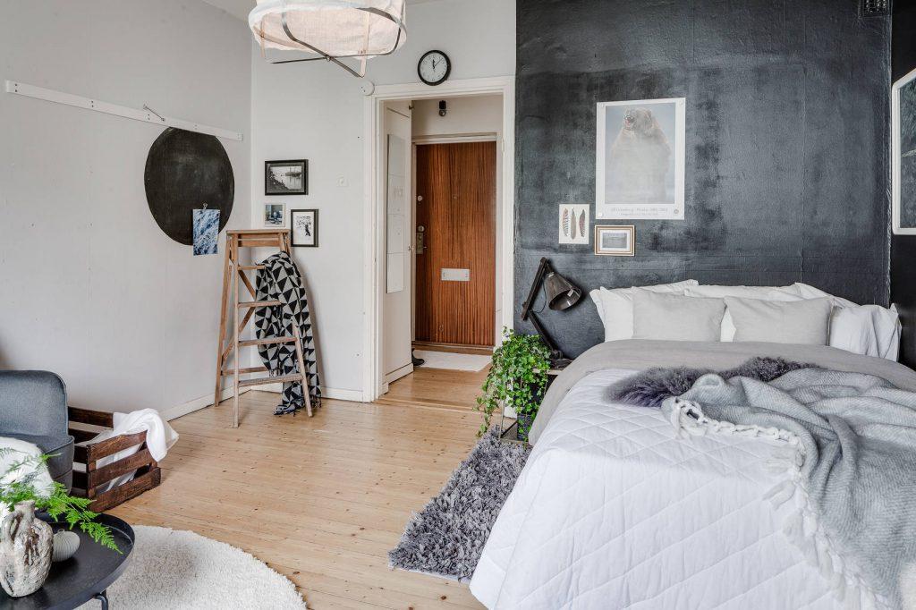 Woonkamer Slaapkamer Combinatie : Woonkamer slaapkamer combinatie box combinatie led plafondlamp