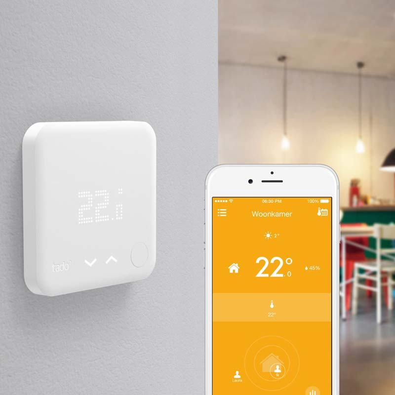 slimme thermostaat tado v3