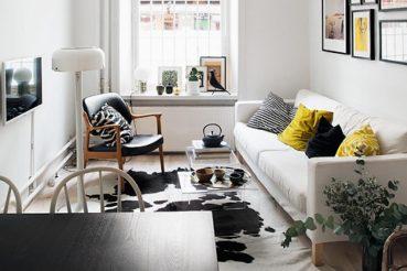 smalle woonkamer inrichten smaller dan 3 meter