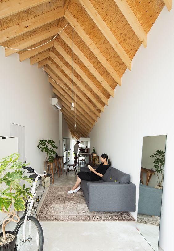 smalle woonkamer inrichten