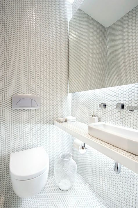 Spiegelkast toilet