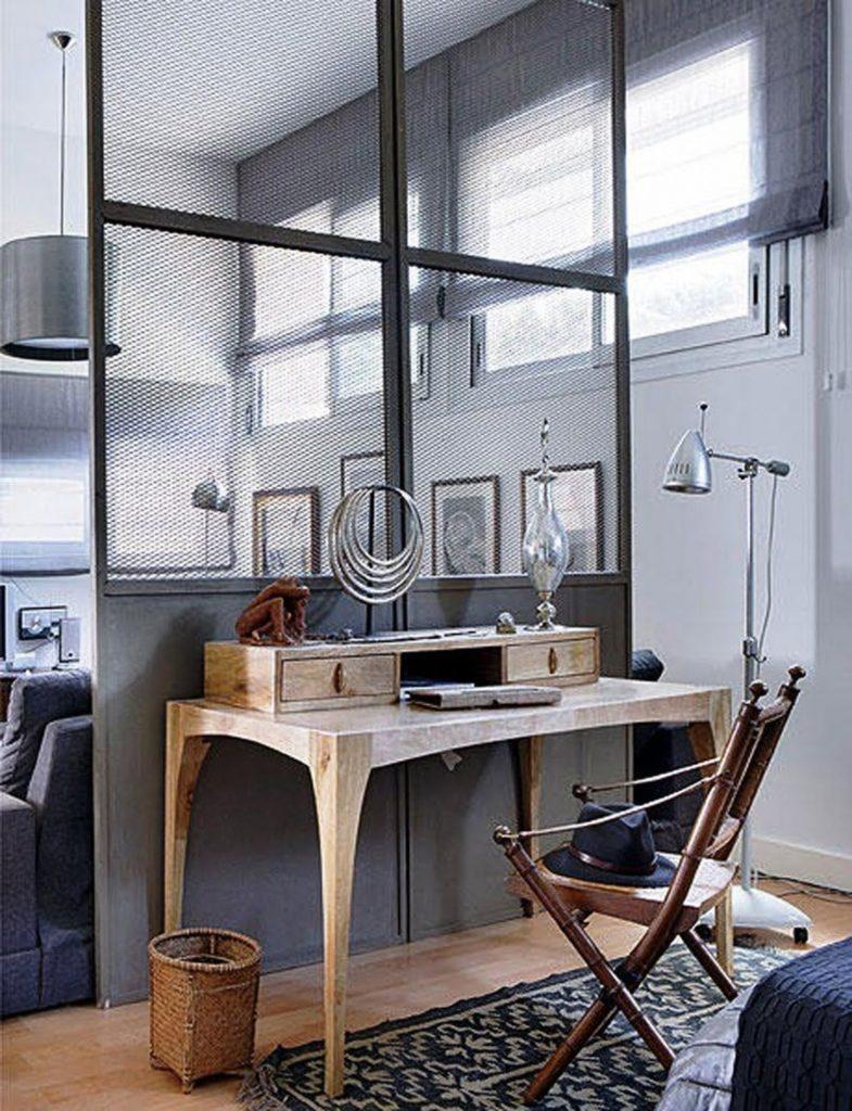 stalen-scheidingswand-werkplek-woonkamer