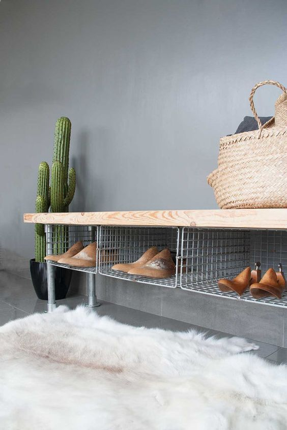 steigerbuis schoenenrek