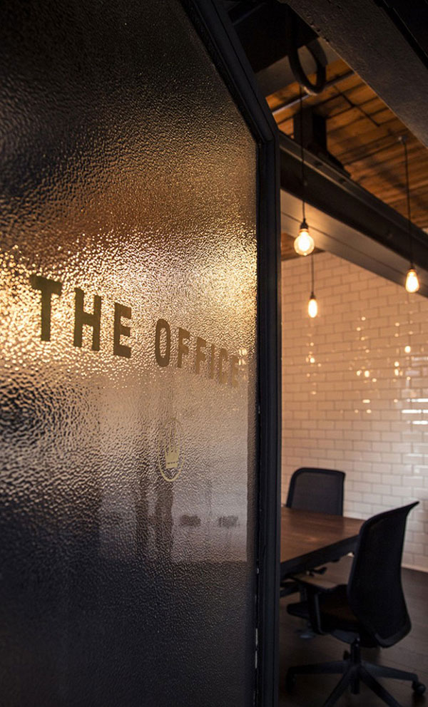 Stoer kantoor van Ubiquitous