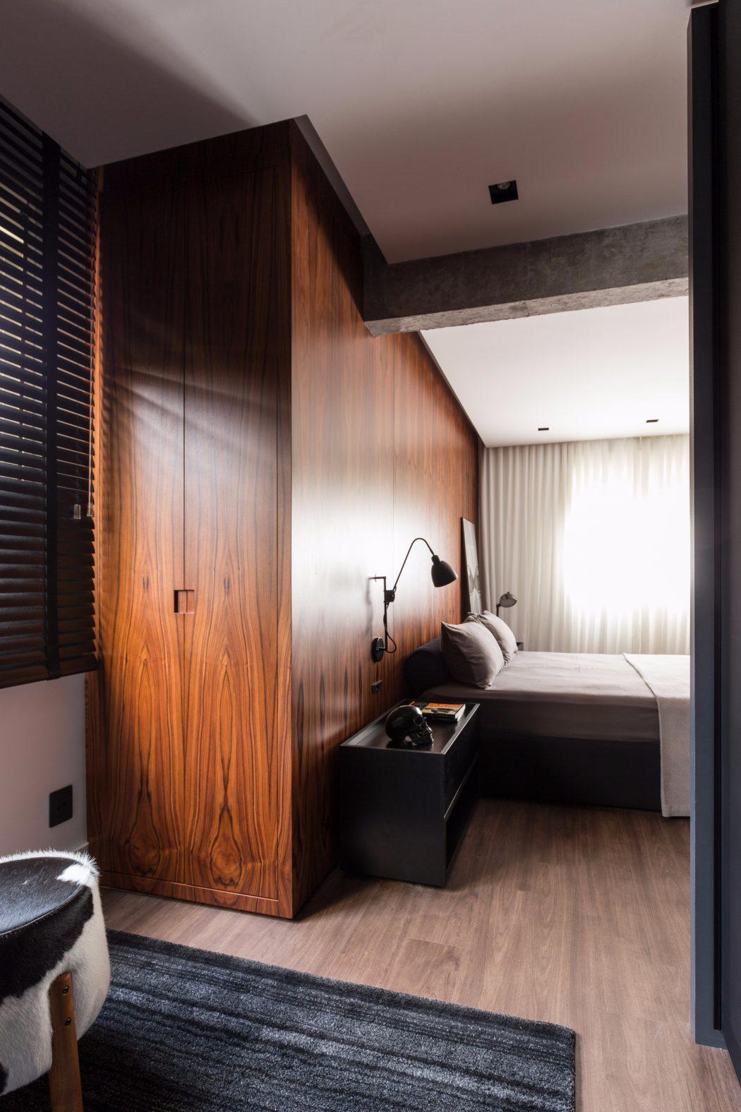 Stoere en exclusieve slaapkamer voor de moderne man | HOMEASE