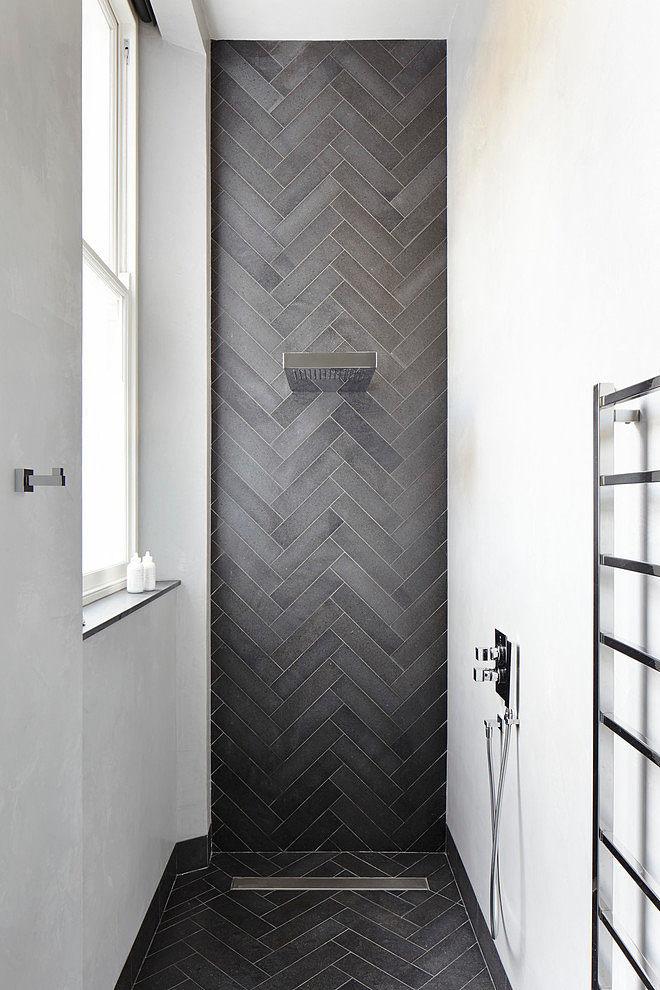 Stoere luxe badkamer homease - Tegelvloer badkamer ...