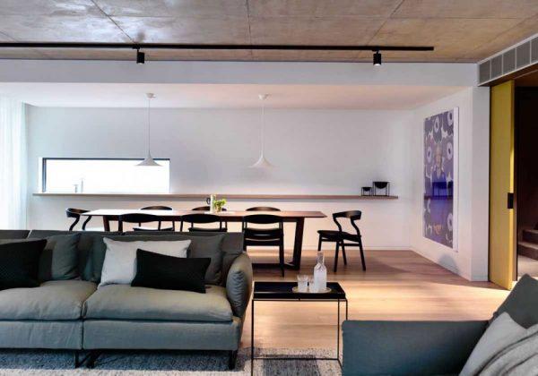 Stoere moderne appartementen uit Australië