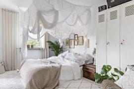 Gordijnen Als Roomdivider : Gordijn als scheidingswand homease