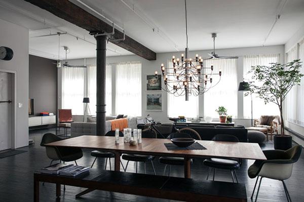 Stoere woonkamer van Dean Di Simone | HOMEASE