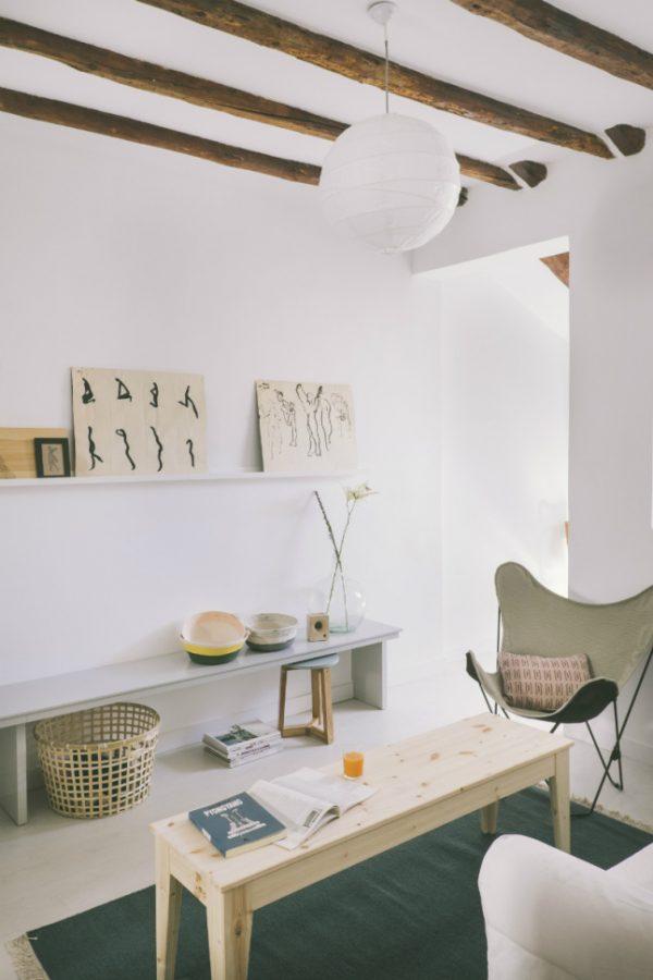 Strakke afwerking karakteristiek huis