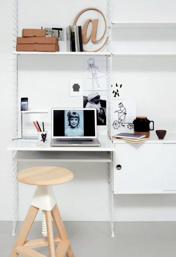 string systeem homease. Black Bedroom Furniture Sets. Home Design Ideas