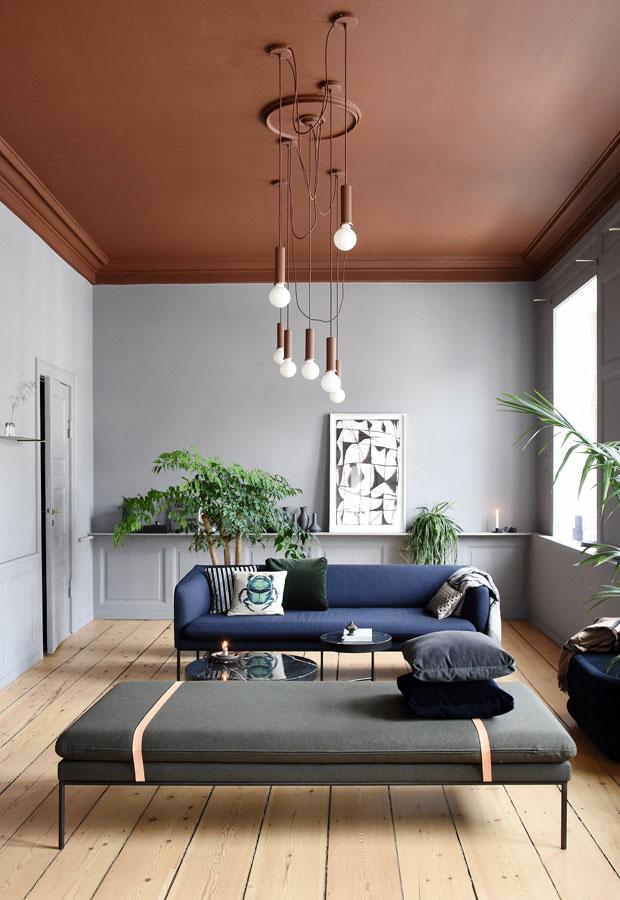 terracotta plafond