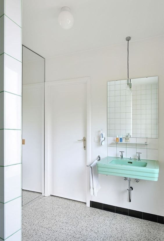 Terrazzo vloer | HOMEASE