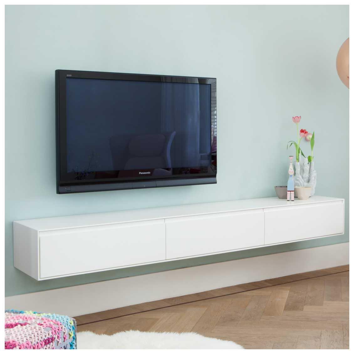 Ruijch The Box zwevende TV meubel