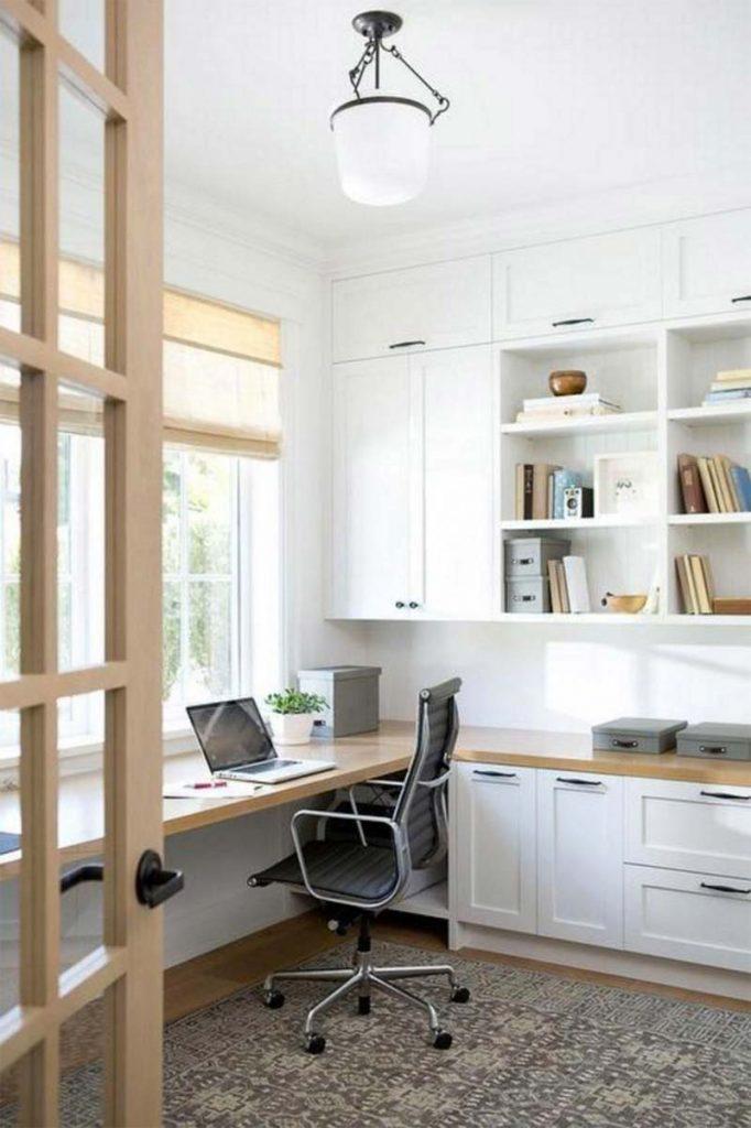 thuiskantoor ergonomische bureaustoel