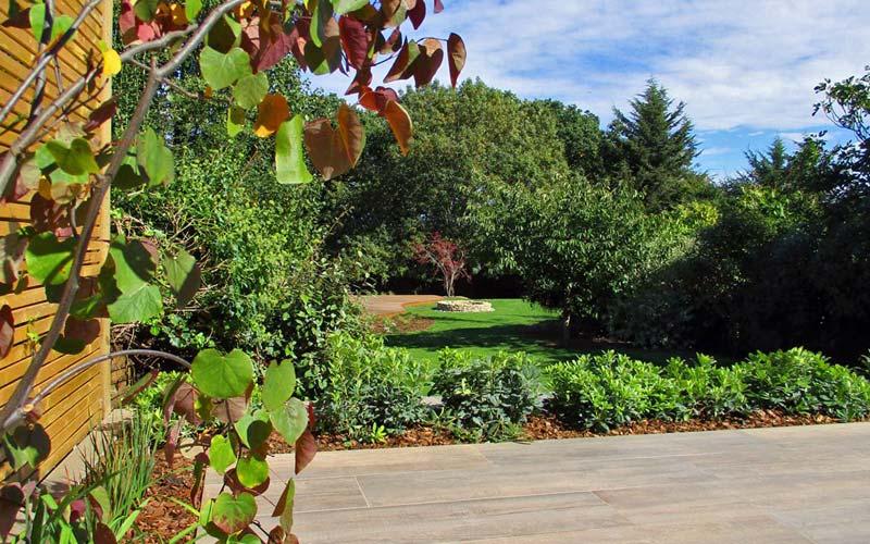 tuin ideeën landelijk tuinontwerp