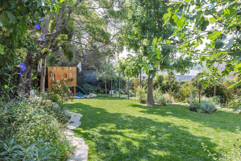 Tuin ontwerpen grote kindvriendelijke tuin after