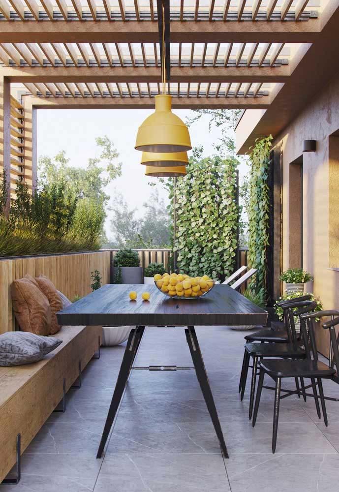tuin terras modern tegels