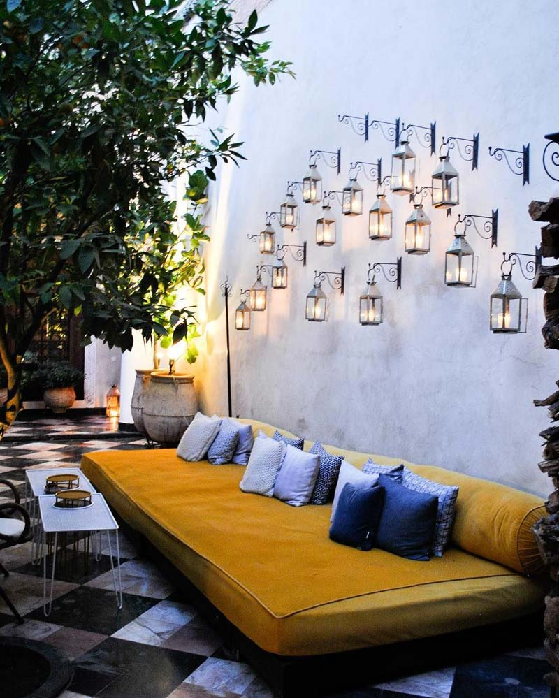 Tuinverlichting inspiratie lantaarns