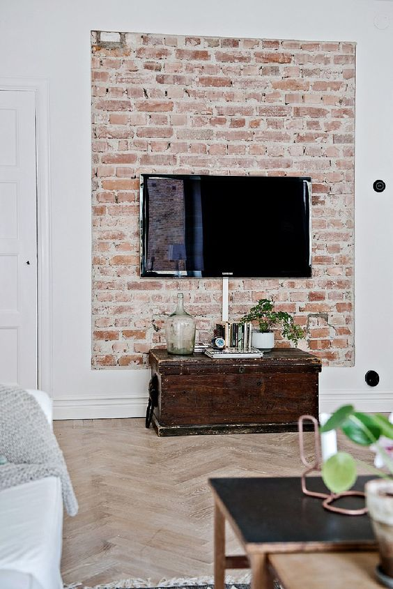 Bekend Curved Tv Aan De Muur Hangen : Edelos.com = Inspiration Design für  PB29