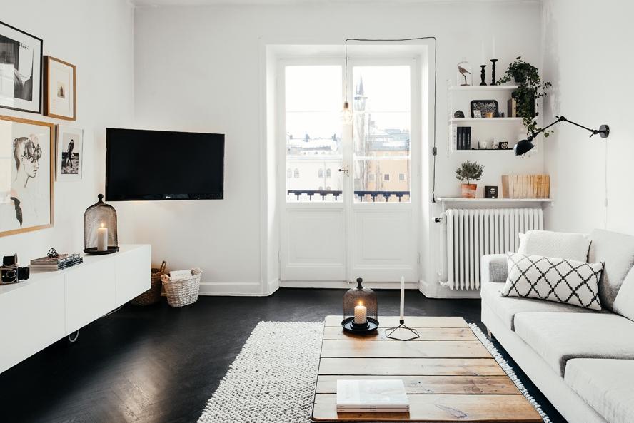 Tv In Muur : Tv aan de muur homease