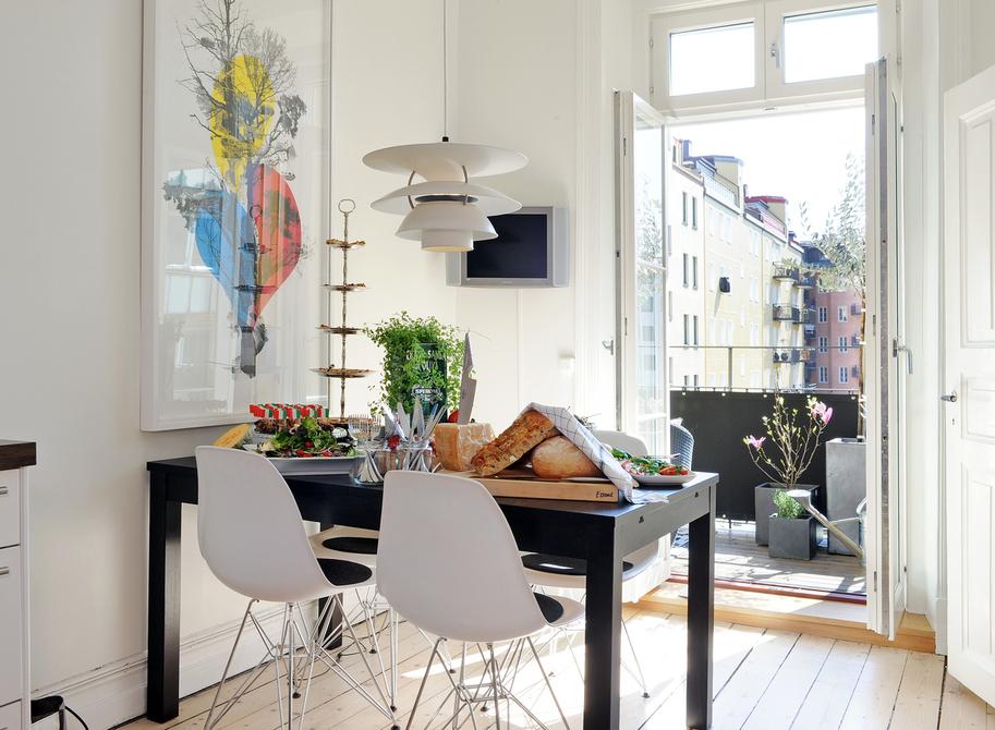 Tv In Keuken : Keuken woonhuis portfolio ge woon interieuradvies ontwerp