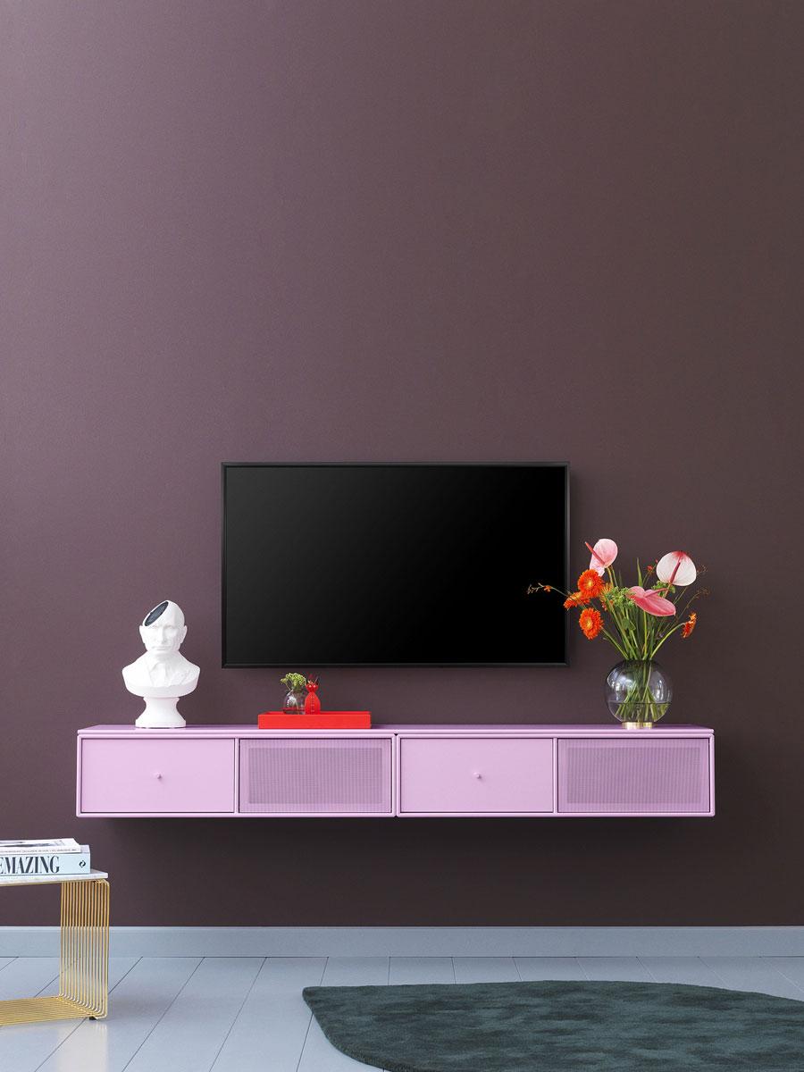 Tv Meubel Ophangen.10x Zwevende Tv Meubel Homease