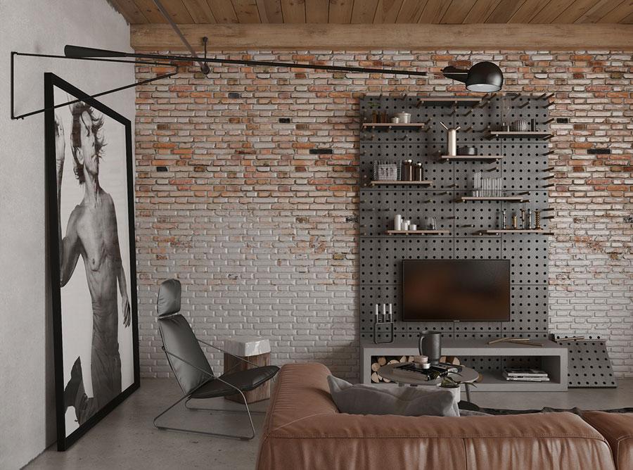 tv ophangen gaatjesbord