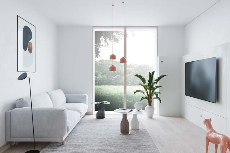 tv ophangen muurtje