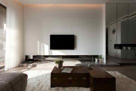 TV ophangen zonder zichtbare kabels