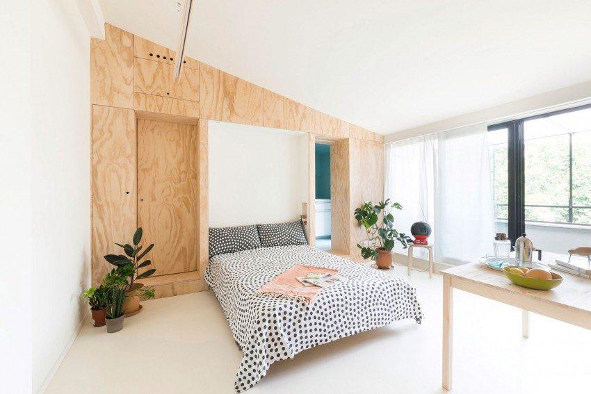 uitklapbaar bed underlayment