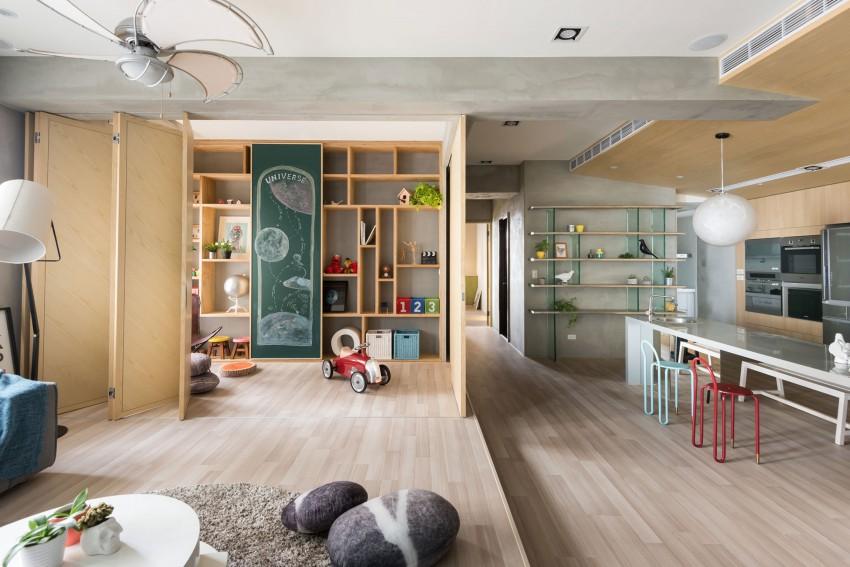 Ideeen Speelhoek Woonkamer : Leuk idee voor speelhoek in woonkamer ...