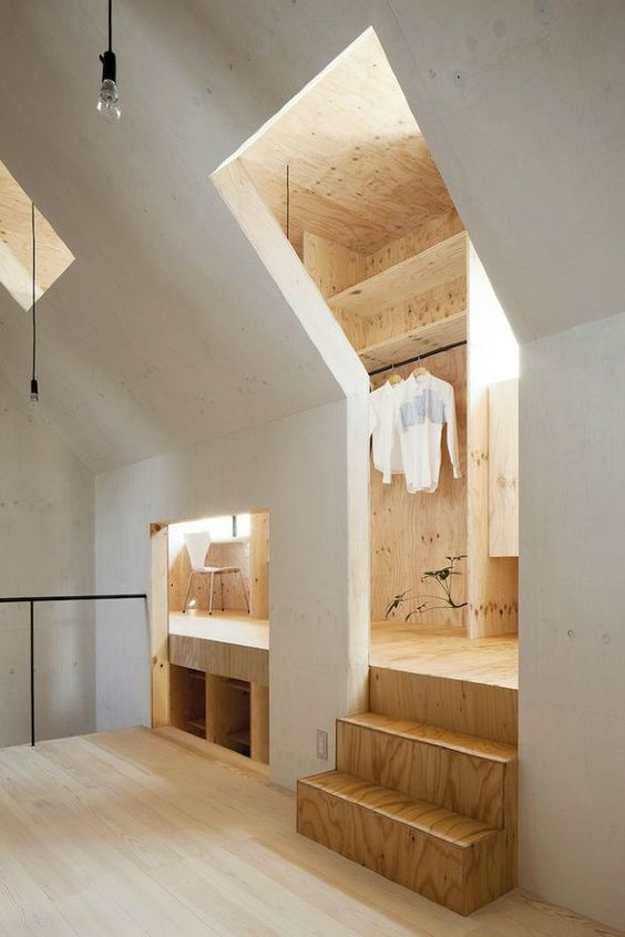 Underlayment interieur