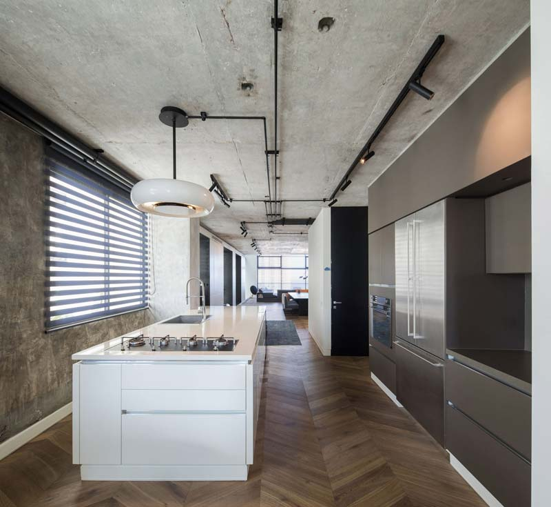 urban loft appartement