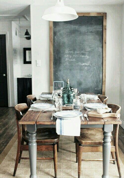 Vintage eetkamerstoelen