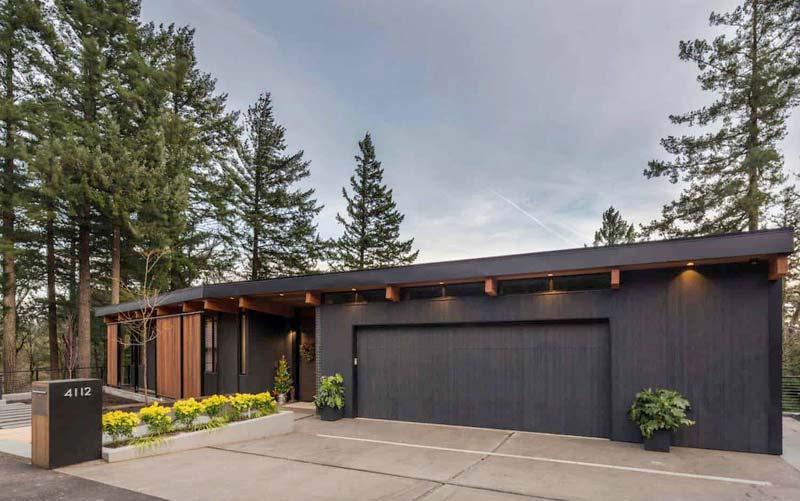 Voortuin ideeën vrijstaande woning met garage