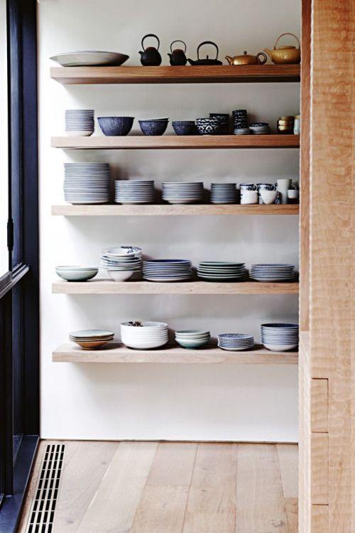 Wandplank ideeën keuken