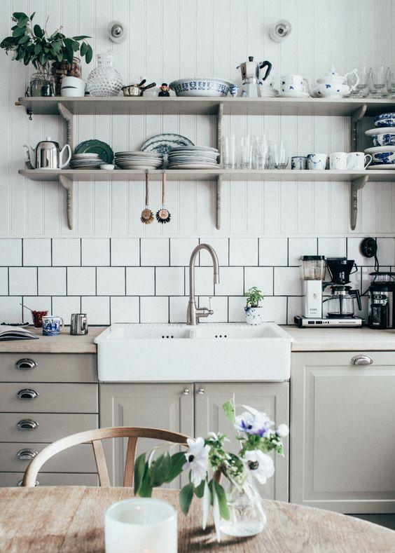Wandplank Voor Keuken : Wandplank idee?n HOMEASE