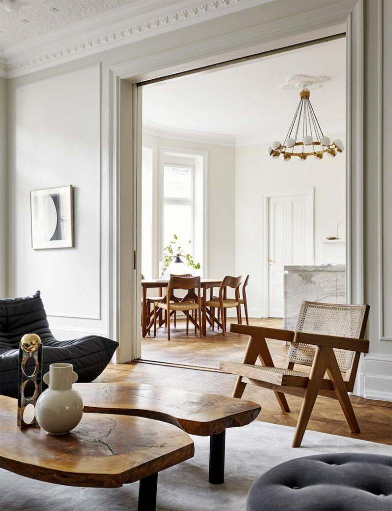 webbing meubels madam stoltz loungechair